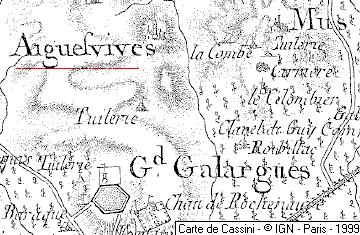 Seigneurie du Temple d'Aigues-Vives