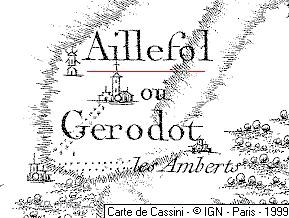 Domaine du Temple d'Aillefol
