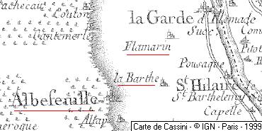 Domaine du Temple d'Albefeuille