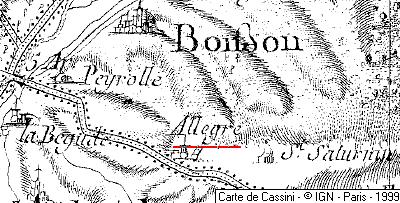 Domaine du Temple d'Allègre