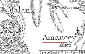 Domaine du Temple d'Amancey