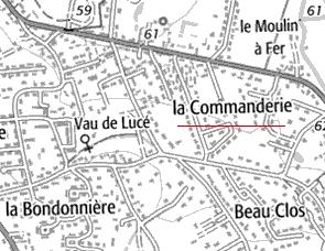 Commanderie du Temple d'Amboise