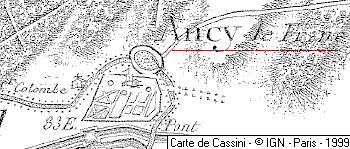 Grange d'Ancy-le-Franc