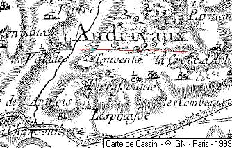 Maison du Temple Les Andrivaux