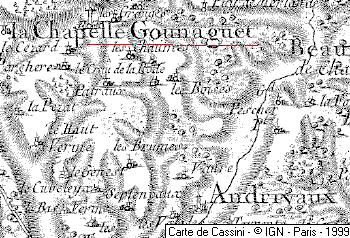 Domaine du Temple à La Chapelle-Gonaguet