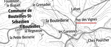 Domaine du Temple au Puy-des-Vignes