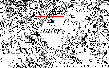 Domaine du Temple à Saint-Avit