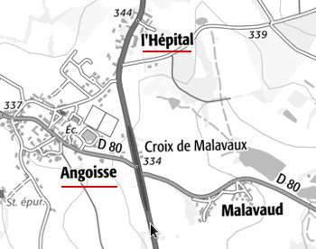 Maison du Temple d'Angoisse