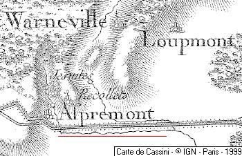 Domaine du Temple d'Apremont