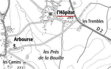 L'Hopit&ocirct d'Arbourse