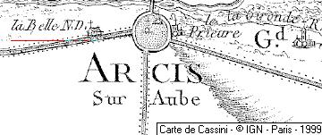 Domaine du Temple à Arcis-sur-Aube