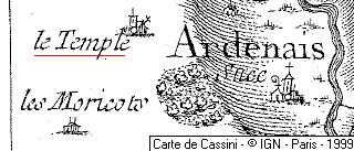 Domaine du Temple d'Ardennais