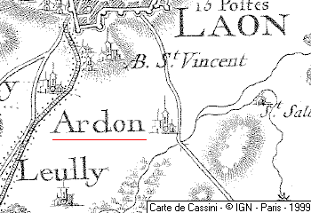 Domaine du Temple à Ardon