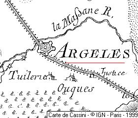 Maison du Temple de Argelès-sur-Mer