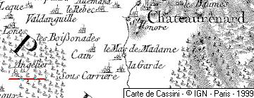 Seigneurie du Temple d'Argeliers