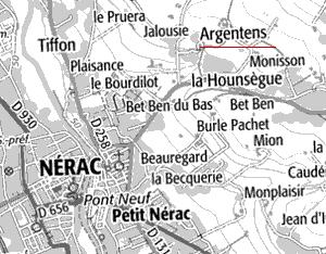 Domaine du Temple d'Argentens