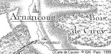 Domaine du Temple à Arnancourt