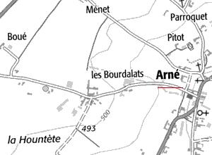 Seigneurie du Temple d'Arné