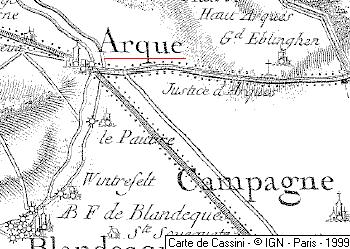 Domaine du Temple d'Arques