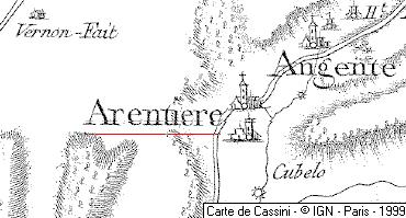 Maison du Temple de d'Arentières