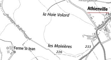 Domaine du Temple à Athienville