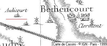 Maison du Temple d'Aulicourt