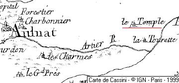Maison du Temple d'Aulnat