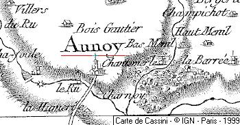 Domaine du Temple d'Aulnoy