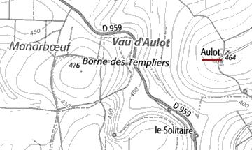 Métairie du Temple d'Aulot