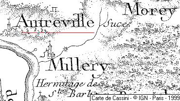 Maison du Temple de Autreville