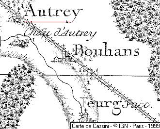 Domaine du Temple à Autrey-lès-Gray