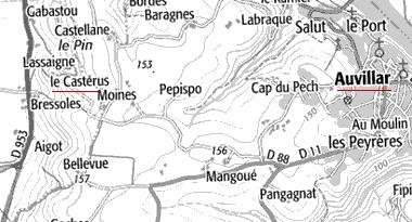 Domaine du Temple à Auvillar
