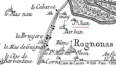 Domaine du Temple de Rognonas