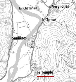 Maison du Temple de Ayen