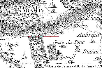 Domaine du Temple de Bachy