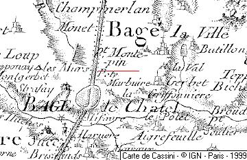 Domaine du Temple Montépin