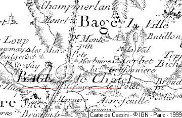 Domaine du Temple Bâgé-le-Châtel