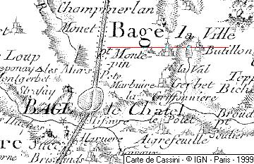 Domaine du Temple Bâgé-la-Ville