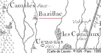 Fief du Temple de Bazillac