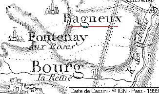 Domaine du Temple de Bagneux