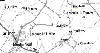 Domaine du Temple de l'Hopiteau