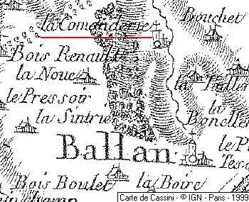 Maison du Temple de Ballan