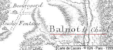 Domaine du Temple de Balnot