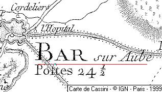 Domaine du Temple de Bar-sur-Aube