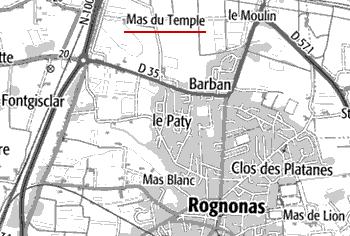 Domaine Mas du Temple