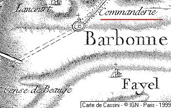 Maison du Temple de Barbonne