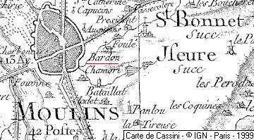 Maison du Temple de Bardon