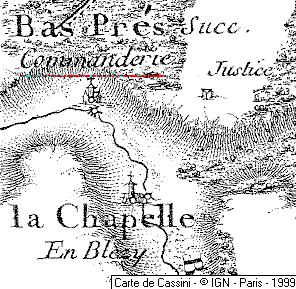 Maison du Temple de Bas-Près