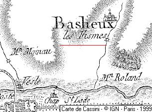 Maison du Temple de Baslieux-les-Fismes