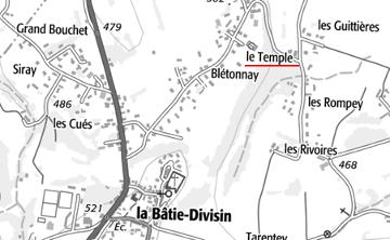 Domaine du Temple